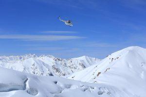 Heli-ski in Kazakhstan, Alatau